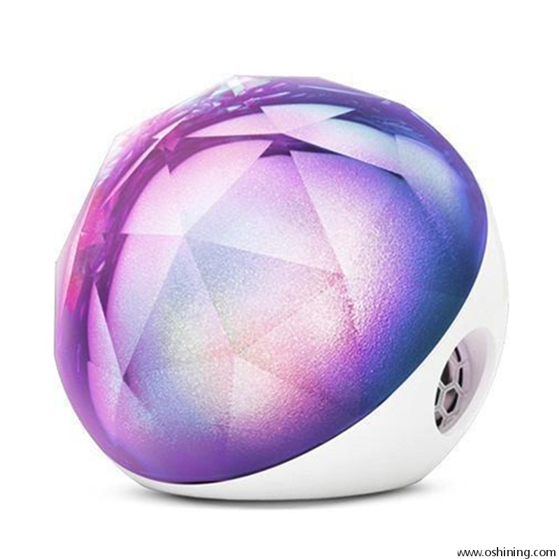 Fashion Magic Crystal Ball Bluetooths Wireless Speaker