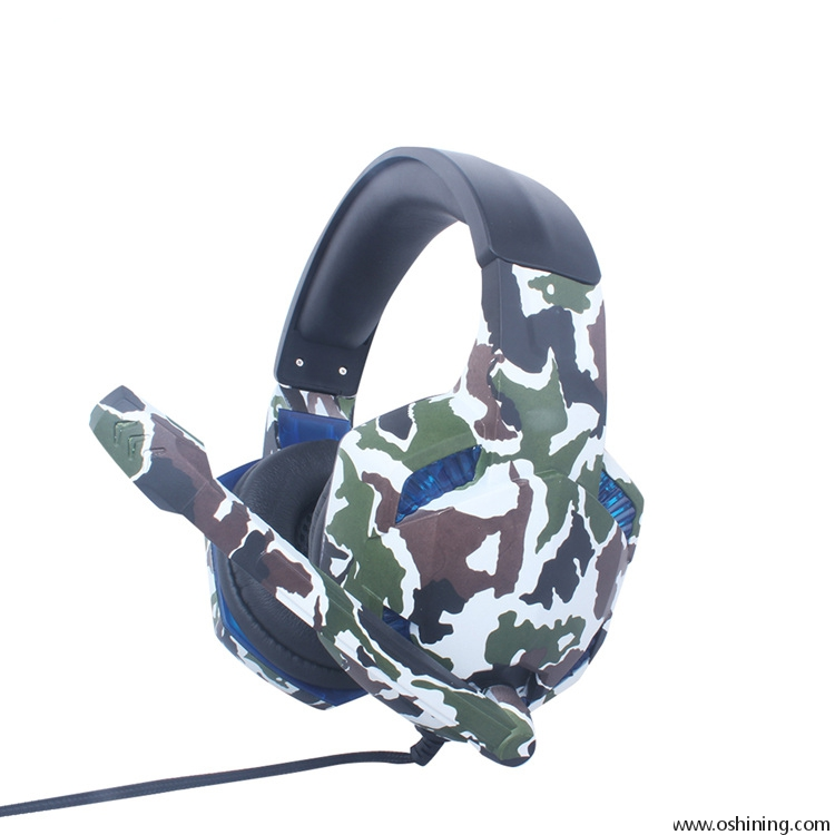 Best PC Game Camouflage Headsets