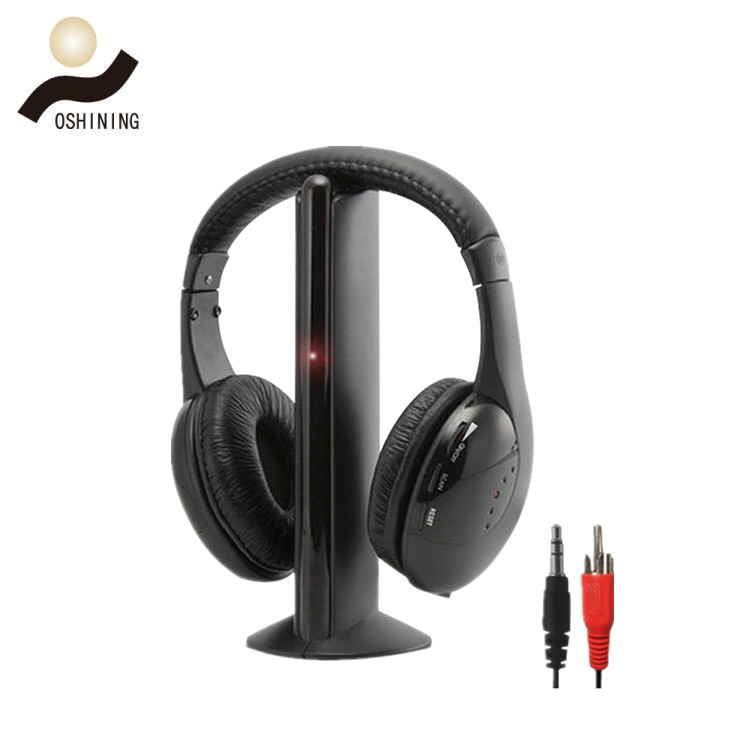 5 IN 1 Wireless Headphone(OS-MH2001)