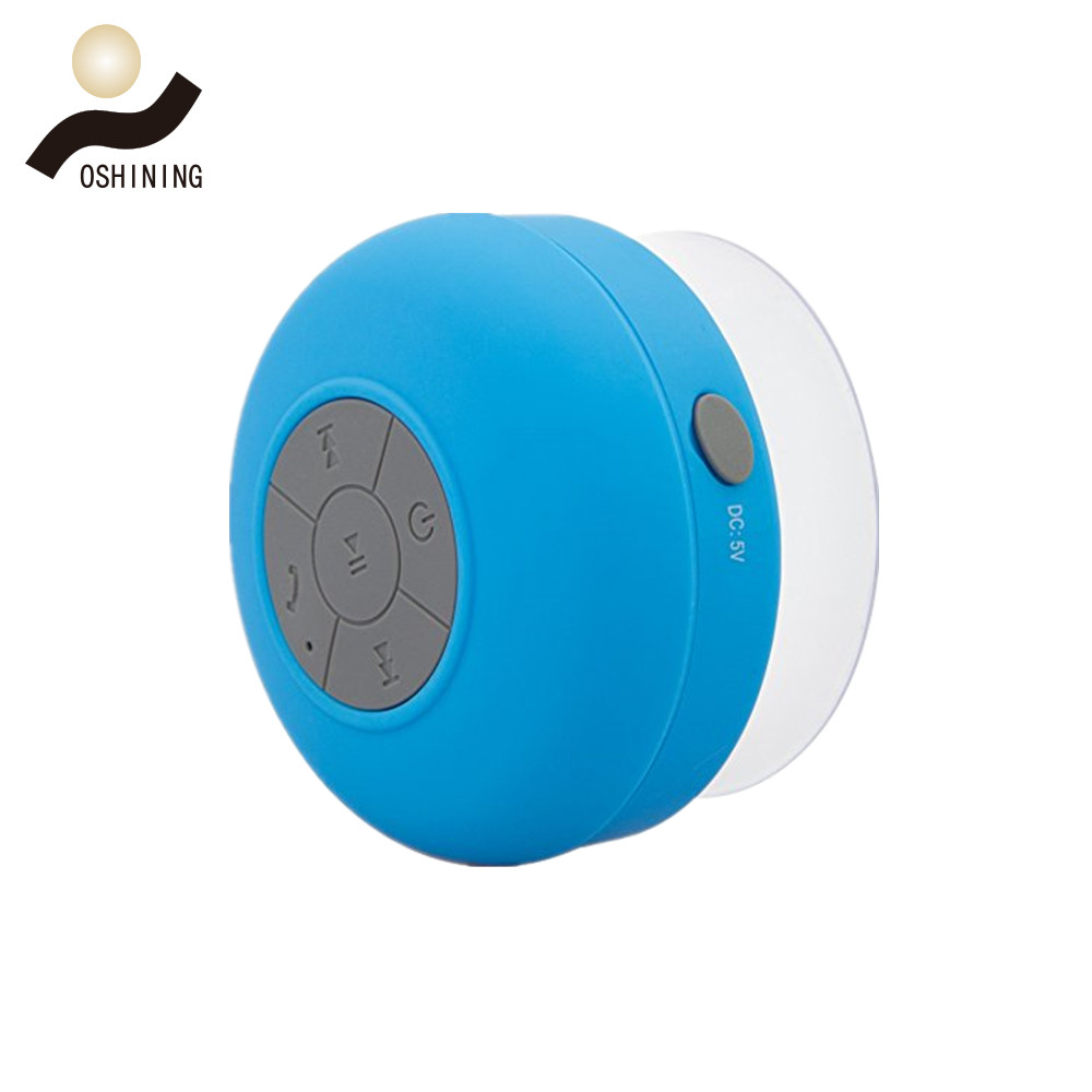 Mini Waterproof sound Speaker (OS-S013BL )