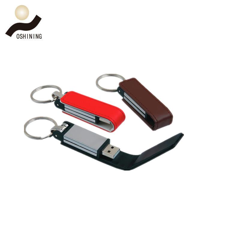Leather U disk (USB-LT001)