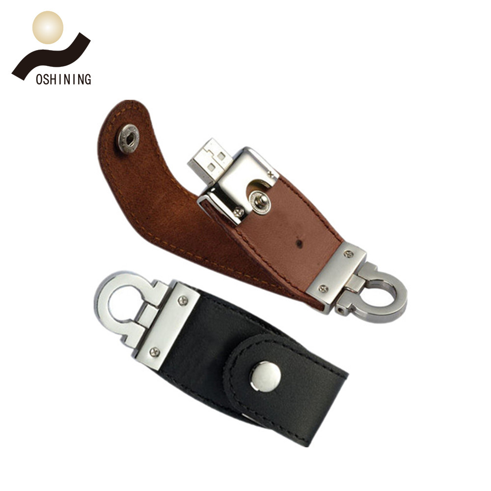 Leather u disk (USB-LT012)