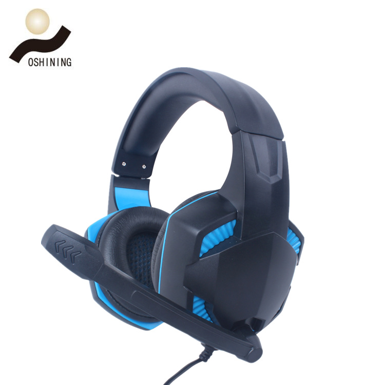 Wired Gaming Headphone (OS-884MV+LED)